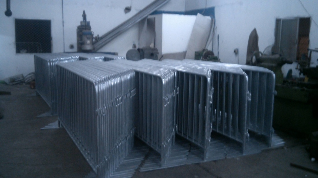 Fabricating & Renting Fences | Barricades | Dividers in