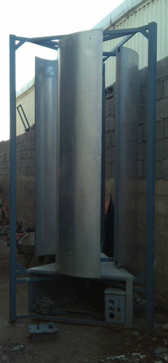Wind Turbine Aluminium fabrication Dubai UAE