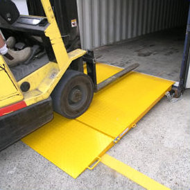 container ramp uae