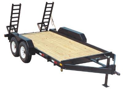 RAF Equipment Trailers Dubai UAE